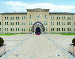 Romantikwochenende - 1 ÜN Schlosshotel Blankenburg