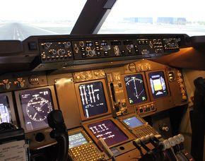 Flugsimulator Boeing 747-400 - 2 Stunden Boeing 747-400 - 140 Minuten