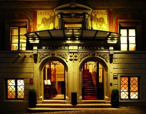 Kurzurlaub inkl. 120 Euro Leistungsgutschein - Hotel Des Balances - Luzern Hotel Des Balances