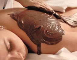 Hot Chocolate Massage Eintritt Health Club & SPA