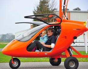 Tragschrauber-Rundflug - 60 Minuten 60 Minuten