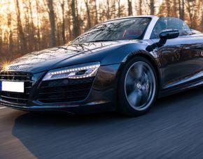 Audi R8 Spyder V10 fahren - 1 Stunde ohne Instruktor R8 V10 Spyder - 70 Minuten ohne Instruktor