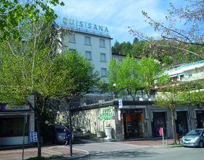 Kurzurlaub inkl. 30 Euro Leistungsgutschein - Hotel Quisisana - Chianciano Terme Hotel Quisisana