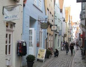Außergewöhnliche Stadtführung- Schnoorviertel Tour-  Bremen Schnoorviertel-Tour