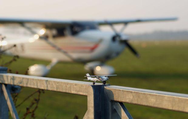 heist-flugzeug-rundflug
