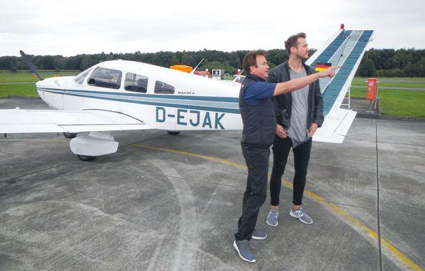 instrumentenanflug-piper-dakota
