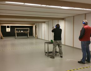 Schießtraining - Kurzwaffentraining - Sternenfels Kurzwaffe - 1 Stunde