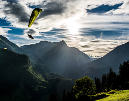 Gleitschirm Fliegen - Grundkurs - Bach am Lechtal Grundkurs - 3 Tage