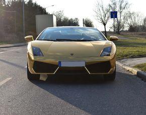 Lamborghini Gallardo fahren 20 Minuten - Berlin Lamborghini Gallardo fahren – 20 Minuten