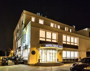 Kurzurlaub - 2 ÜN - Hotel Golf - Prag Hotel Golf