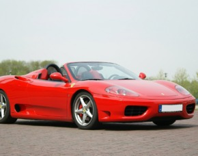 Ferrari F360 Spider selber fahren 60 Min Niederaula Ferrari F360 Spider - 40 min Fahrzeit
