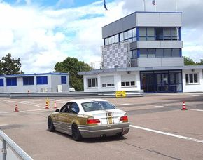 Tourenwagen fahren - 4 Runden BMW M3 Rennauto - Anneau du Rhin - 4 Runden