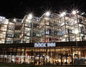 Außergewöhnlich Übernachten - 2 ÜN - Rostock im Überseecontainer (Suite) – Hafensauna inklusive