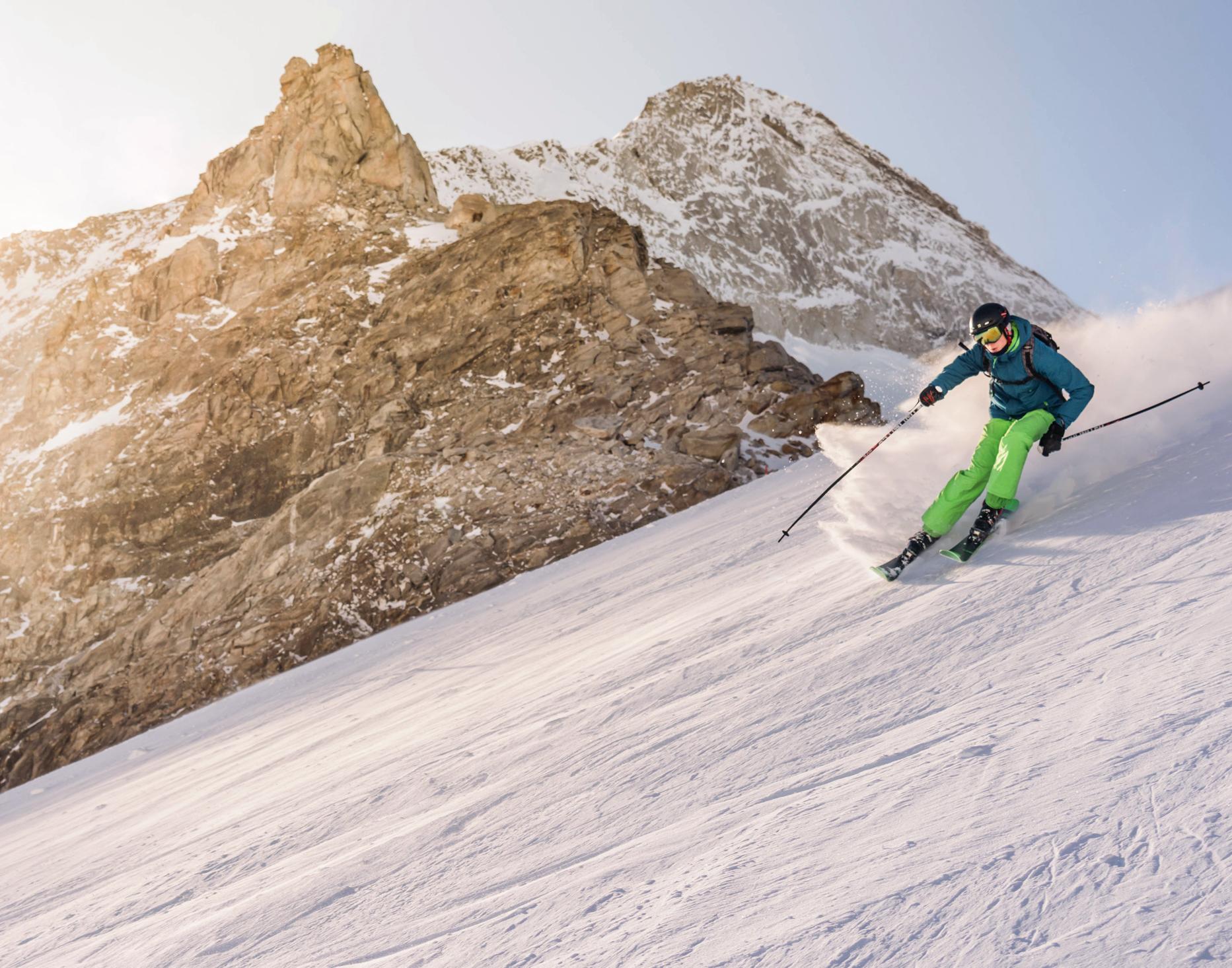 Aktivurlaub im Schnee Gerlos