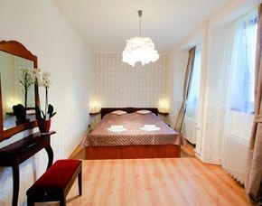 2x2 Übernachtungen - Hotel City - Písek Hotel City
