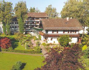 Kurzurlaub inkl. 120 Euro Leistungsgutschein - Garden Hotel Reinhart - Prien am Chiemsee Garden Hotel Reinhart