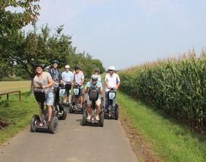 Große Segway-Tour - Ronneburg Ronneburg Tour – Ca. 3 Stunden