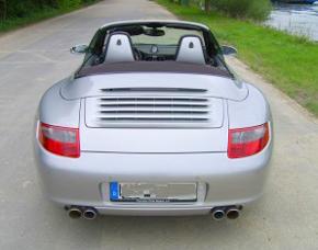 Porsche selber fahren Baden-Baden