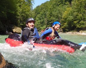 Riverbug - Reit im Winkl Chiemgau – 4,5 Stunden