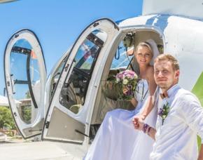 Hochzeits-Rundflug Burbach Burbach