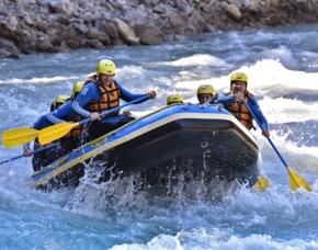 Erlebnisse: Aktivurlaub im Wasser Haiming