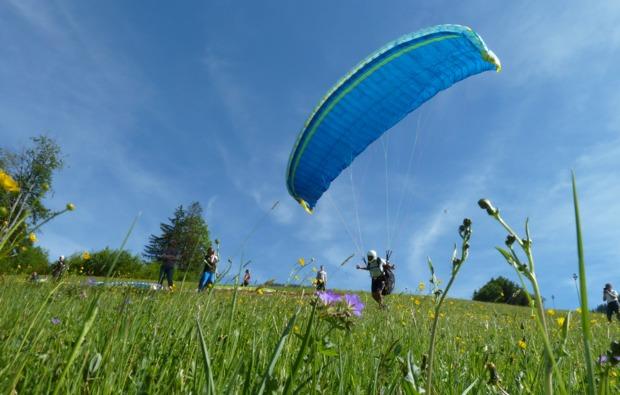 gleitschirm-kurs-ruhpolding-abheben