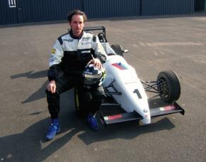 Formel BMW Kurs -5 Runden- St Augustin Formel BMW / Formel 3 Fahrzeug - 5 Runden - Teststrecke 1,5 km pro Runde