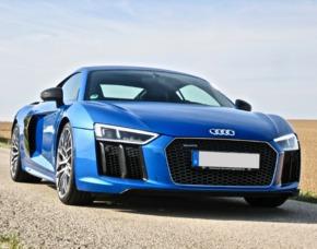 Audi R8 fahren für ein Wochenende - Ebersdorf b. Coburg Audi R8 V10 – 1 Wochenende
