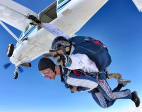 Fallschirm Tandemsprung Rheine