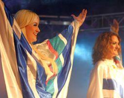 ABBA–Dinnershow - 3-Gänge-Menüffet - Neue Schmiede - Bielefeld Neue Schmiede - 3-Gänge-Menüffet, inkl. Begrüßungssekt