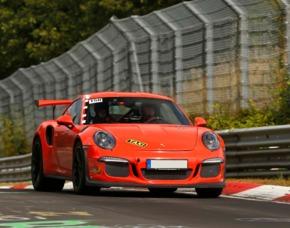 Renntaxi - Porsche 911 GT3 RS 991 - 4 Runden Porsche 911 GT3 RS 991 - 4 Runden - Circuit Zolder