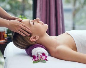 Kopfmassage 30 Minuten