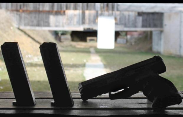 schiesstraining-pistole-bad-abbach-schiessstand