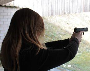 Schießtraining - Pistole & Revolver - Bad Abbach Schießtraining mit Pistolen und Revolvern, 75 Minuten