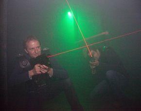 Lasertag - Fürstenau 60 Minuten