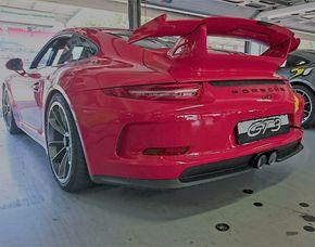 Porsche 911 GT3 - 6 Runden - Driving Center Groß Dölln - Templin Porsche 911 GT3 - 6 Runden - Driving Center Groß Dölln