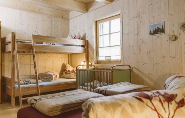 almhuette-admont-johnsbach-mehrbettzimmer