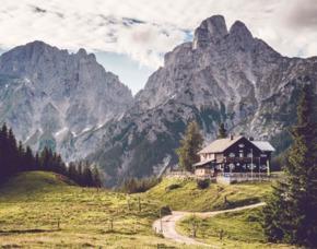 Berghütten-Übernachtung Steiermark - 1 ÜN - Mödlinger Hütte - Admont/Johnsbach Mödlinger Hütte – Frühstück