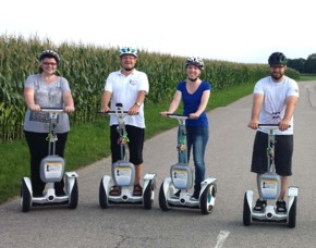 Segway City Tour Mindelheim