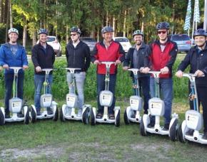 Segway City Tour Mindelheim
