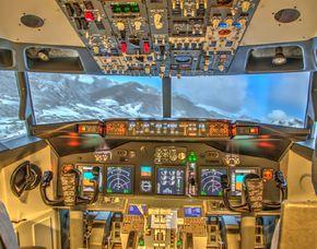 Flugsimulator - Boeing 737 - 60 Minuten - normaler Instructor - Schweinfurt Boeing 737 - 60 Minuten