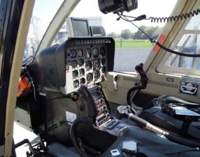 Hubschrauber selber fliegen - 20 Minuten - Genderkingen 20 Minuten