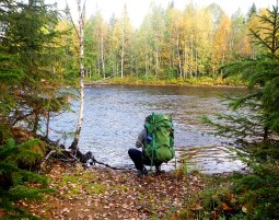 Outdoor, Wildnis & Survival - 7 Tage (6 Übernachtungen) Trekkingtour, Angeln