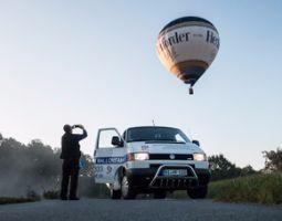 Ballonfahren - 75 Minuten 75 Minuten