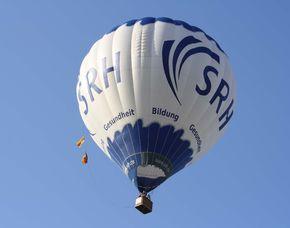 Ballonfahrt Sinsheim
