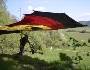 Drachenfliegen Wadern