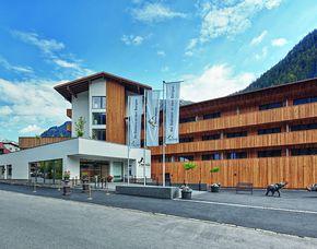 2x2 Übernachtungen inkl. Erlebnis - Sporthotel Silvretta Montafon - Gaschurn Sporthotel Silvretta Montafon - Nutzung SHA-Liege