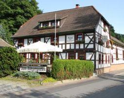 Kurzurlaub - 2 ÜN - inklusive Saunanutzung - Stolberg (Harz) Hotel Zum Bürgergarten