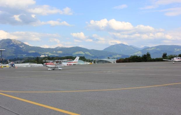 flugzeug-selber-fliegen-klagenfurt-flugplatz