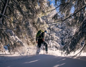 Schneeschuhwandern Berchtesgadener Land Schneeschuhwanderung - ca. 4 Stunden